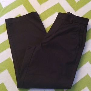 GAP Relaxed Fit Black Pants - 33x30 - Never Worn